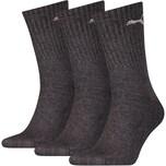 Puma 3 Paar Sportsocken Socken