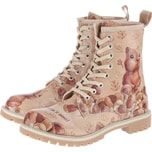 Dogo Shoes Dogo Long Boots - It Wasnt Me Schnürstiefeletten