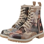 Dogo Shoes Schnürstiefeletten