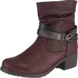 Jane Klain Biker Boots