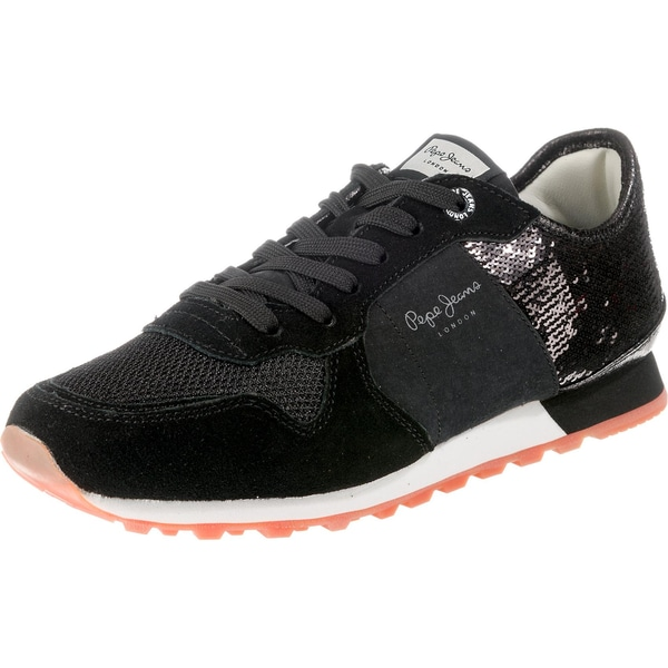 Pepe Jeans Verona W New Sequins 2 Sneakers Low