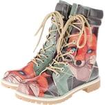 Dogo Shoes Red Fox Schnürstiefeletten