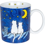 Könitz Kaffeebecher blau