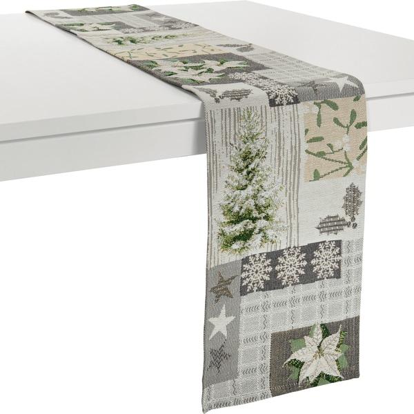 Sander Tischband silber