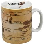 """Könitz Kaffeebecher """"Geschichte"""""""