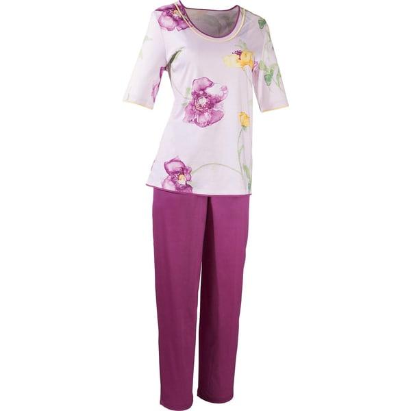 Bleyle Damen-Schlafanzug flieder