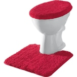 Erwin Müller 2-tlg. Stand-WC-Set himbeere