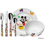 "Kindergeschirr ""Mickey Mouse"" 6-tlg."