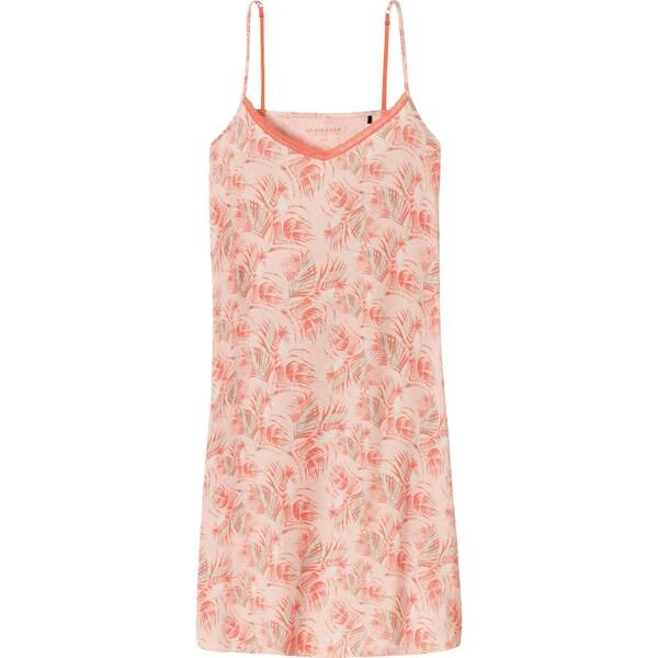 Schiesser Damen-Nachthemd apricot