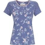 Bloomy Damen-T-Shirt rauchblau