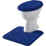 Erwin Müller 2-tlg. Stand-WC-Set royalblau
