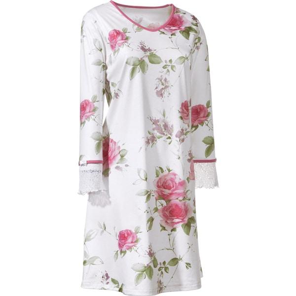 Bleyle Damen-Nachthemd weiß