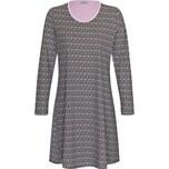 Ammann Damen-Nachthemd grau