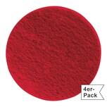 Gilde Untersetzer rot 4er-Pack