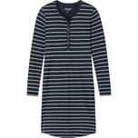 Schiesser Damen-Nachthemd marine