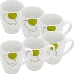 Gepolana Kaffeebecher 6er-Pack