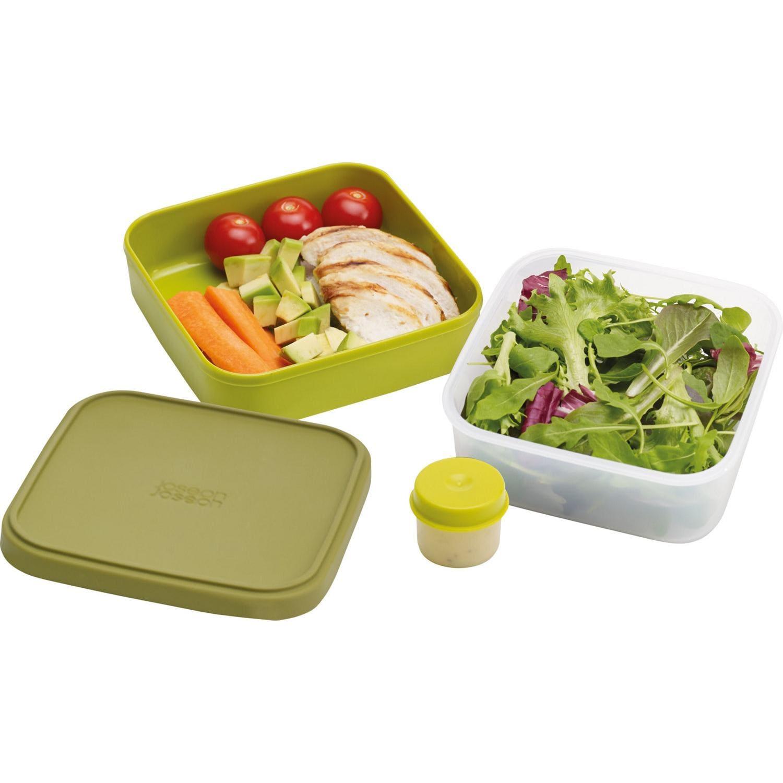 Joseph Joseph Salatbox grün