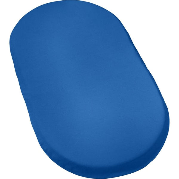 Erwin Müller Baby-Spannbettlaken Murnau blau