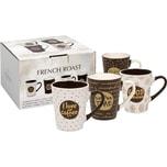 Könitz Kaffeebecher 4er-Pack