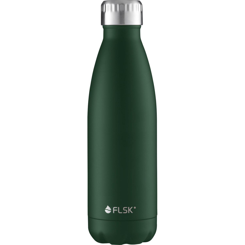 Flsk Isolierflasche dunkelgrün