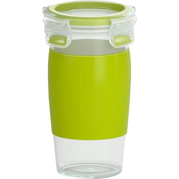 Emsa Smoothie-Becher Clip & Go grün