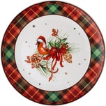 "Dessertteller ""Cozy Winter"" Kardinal"