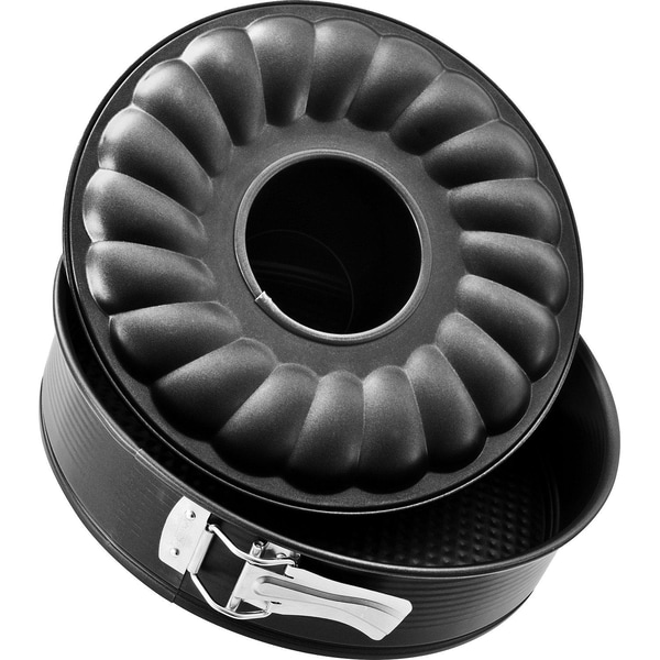 Zenker Springformen-Set 3-tlg. Black Metallic schwarz
