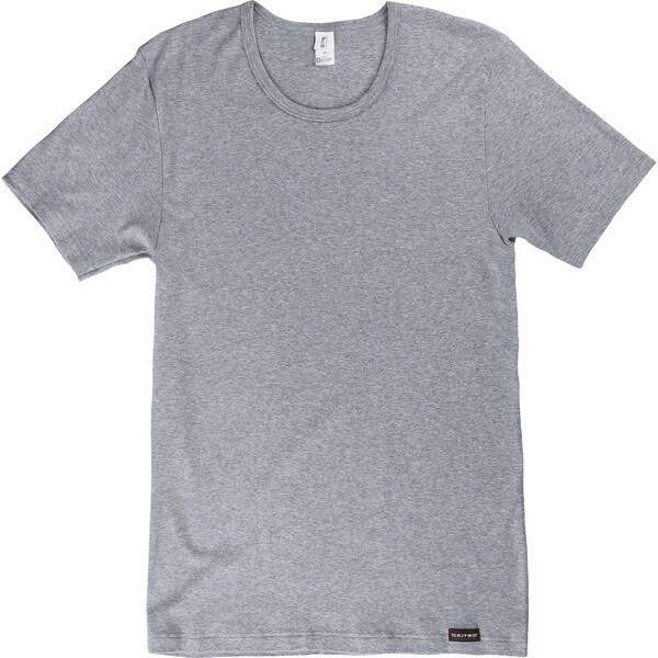Cito Herren-Unterhemd 1/2-Arm silber