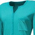 Erwin Müller Nachthemd 2er-Pack rosa/smaragd