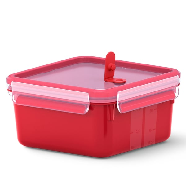 Emsa Frischhaltedose Clip & Micro rot