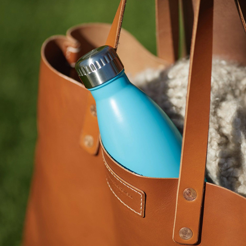 Flsk Isolierflasche blau
