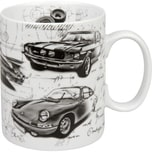 Könitz Kaffeebecher Automotive Legends Sporty