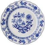 Hutschenreuther Speiseteller blau