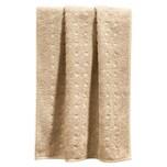Möve Handtuch Quadretti 50x100 cm sand