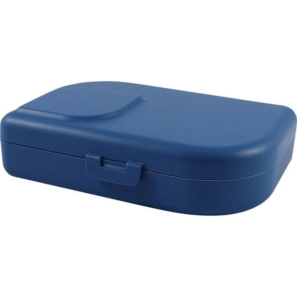 Ajaa Brotdose blau