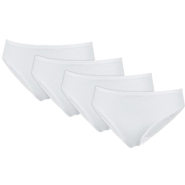 Speidel Damen-Slip 4er-Pack weiß