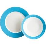 Gepolana Servierset 2-tlg. blau