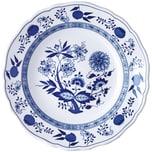 Hutschenreuther Suppenteller Blau Zwiebelmuster