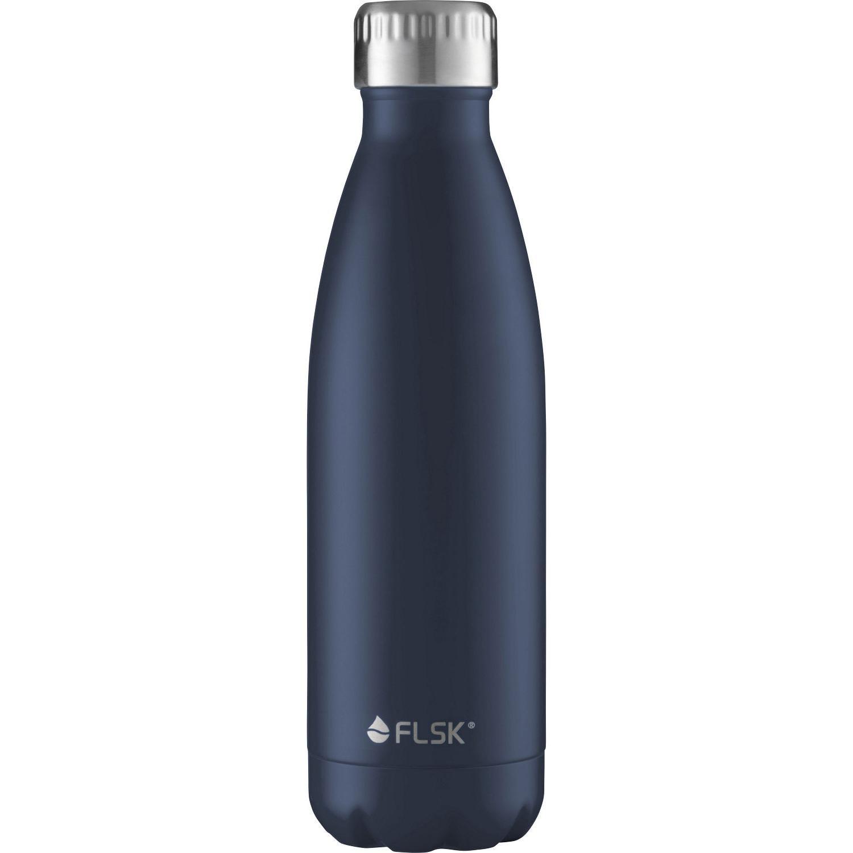 Flsk Isolierflasche dunkelblau