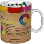"Kaffeebecher ""Farbenlehre"" bunt"