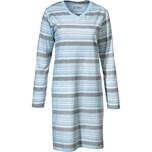 Redbest Damen-Nachthemd eisblau