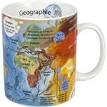 "Könitz Kaffeebecher ""Geographie"""