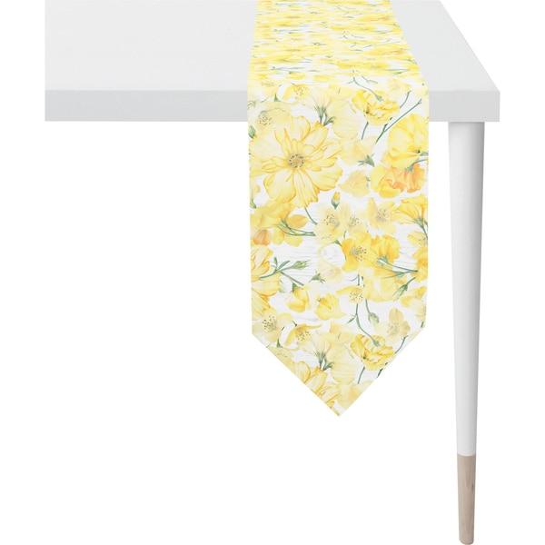 Apelt Tischband Springtime gelb