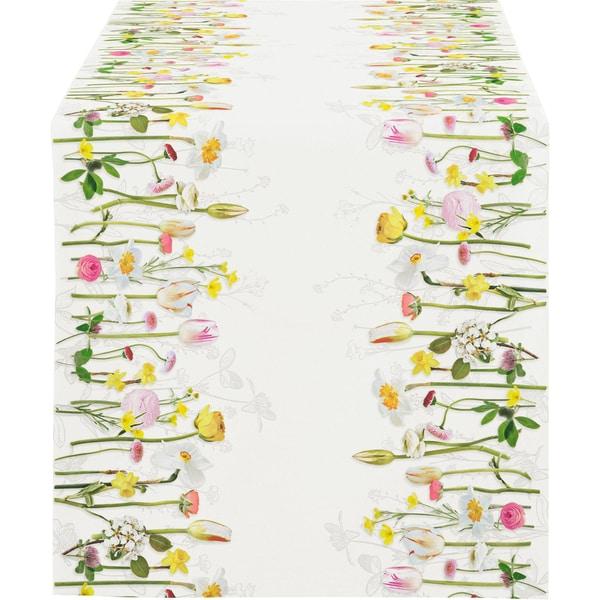 Apelt Tischläufer Springtime bunt