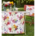 Apelt Mitteldecke Summer Garden mit Druckmotiv rosé-lila