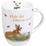 Könitz Kaffeebecher hellblau
