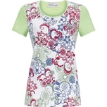 Bloomy Damen-T-Shirt mint