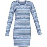 Esprit Damen-Nachthemd blau