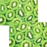 Stuco Tischset 2er-Pack grün