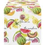 Apelt Tischläufer Summer Garden Melone